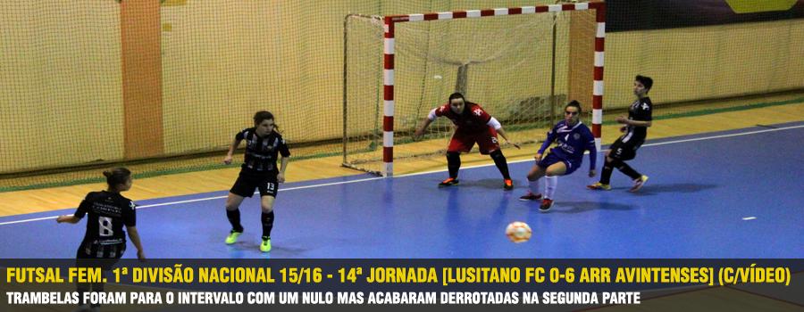 A equipa de Futsal Feminino do Lusitano recebeu no Pavilhão Cidade de Viseu  a equipa dos Restauradores Avintenses. f0b820ac98b01