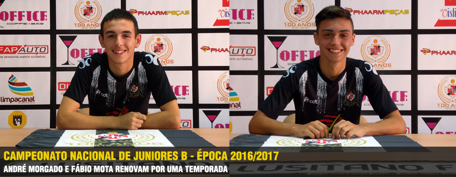 56d467da96 Campeonato Nacional de Juniores B - Época 2016 2017